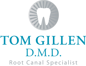 Endodontic practice of Tom Gillen DMD MSD